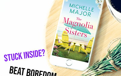 Today is the release of The Magnolia Sisters